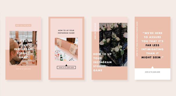 How to Easily Create and Customize Instagram Story Template With Photoshop