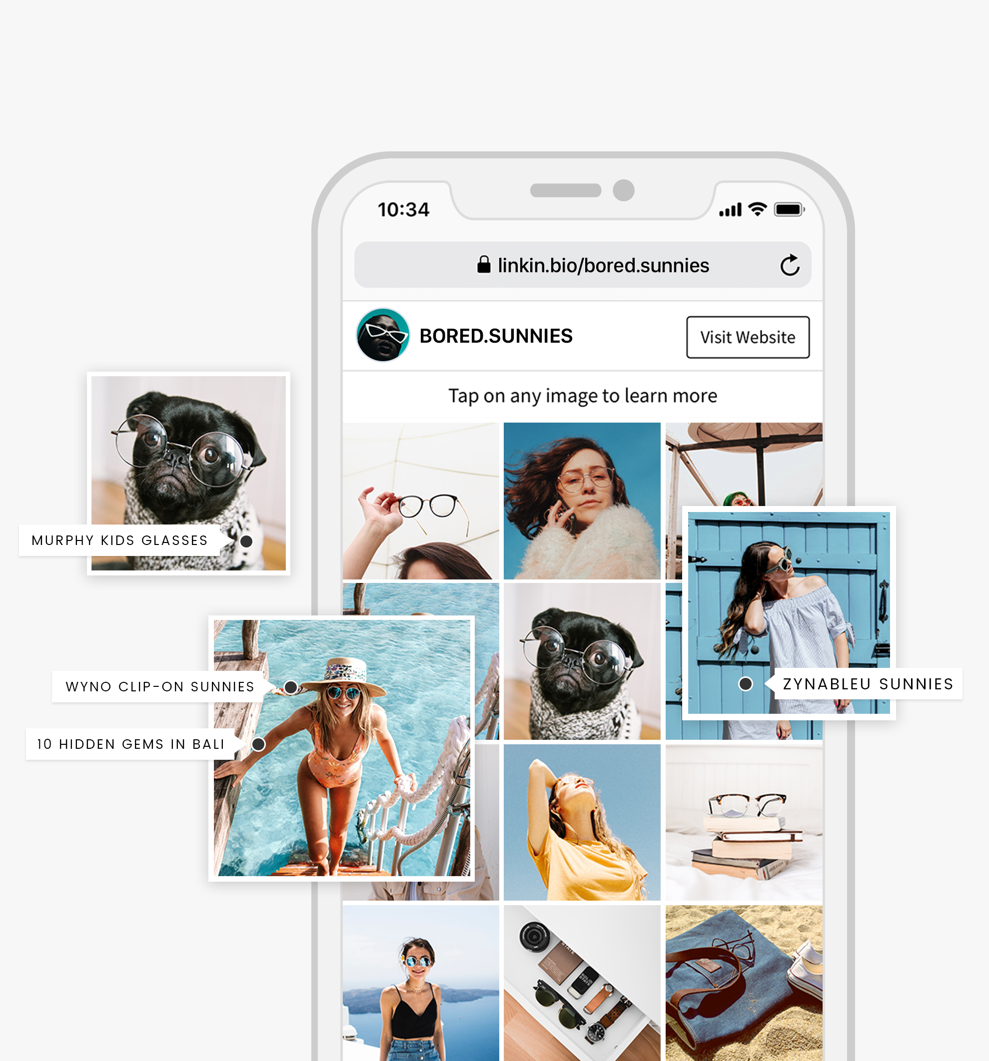 How to Effectively Drive Traffic from Instagram with Linkin.bio