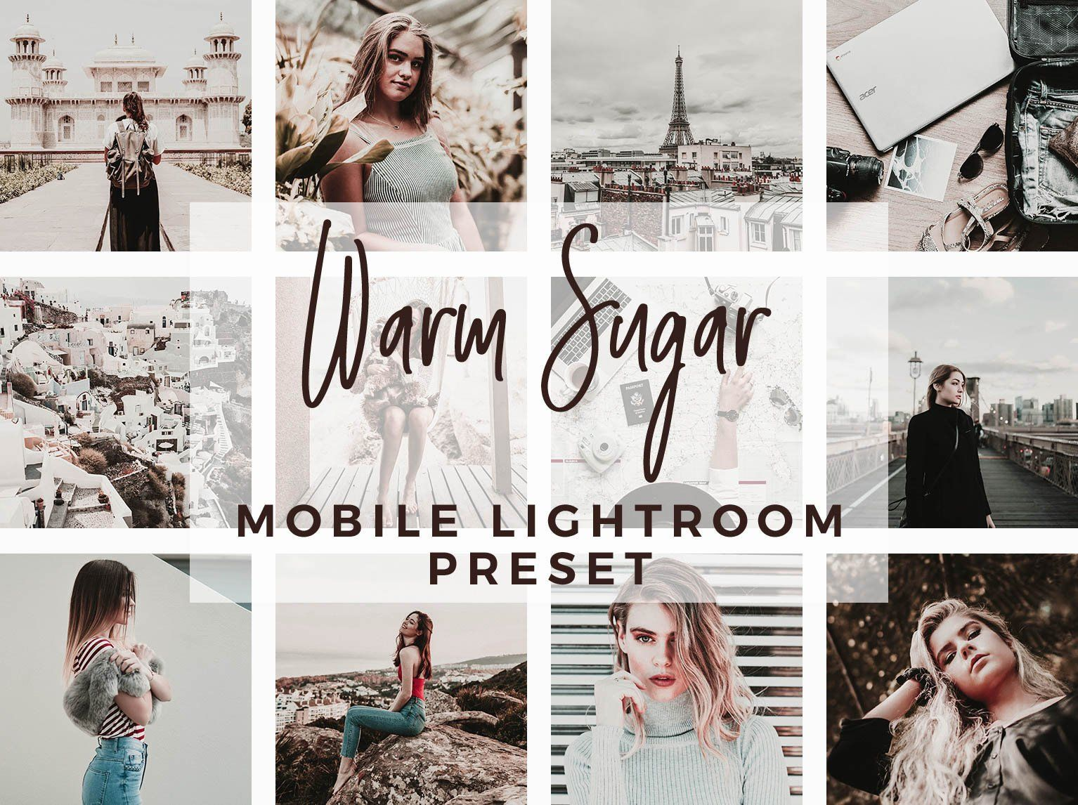 How to Edit Your Photos like an Influencer with Lightroom Presets